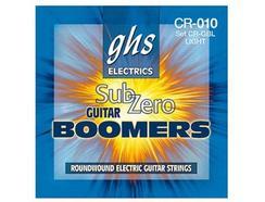Jogo de Cordas Guitarra Elétrica GHS Cr-Gbxl