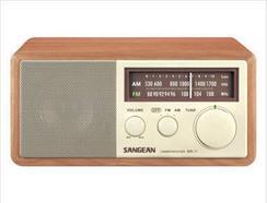 Sangean WR-11 nogueira