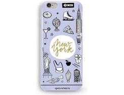 Capa LOVELY STREETS Viagem NY iPhone 6, 6s