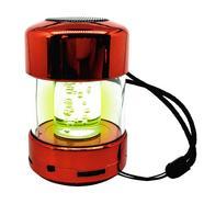Mini Coluna Bluetooth SOGO ALT-SS-8925-VR (Vermelho – Autonomia: 2 horas – Alcance: até 10 m)