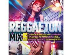 CD Reggaeton Mix 5
