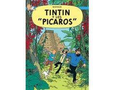 DVD Tintin Y Los Picaros (Edição em Espanhol)