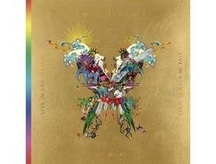 CD + DVD Coldplay – Live In Buenos Aires / Live In Sao Paulo / A Head Full Of Dreams