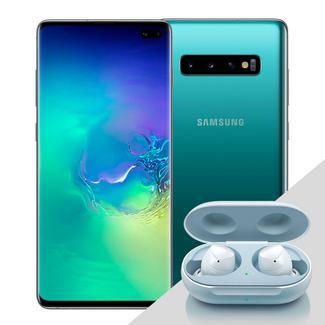 Samsung Galaxy S10+ 6.4″ 128GB Dual SIM Verde