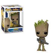 Figura Vinil FUNKO POP! Marvel Avengers: Teen Groot