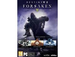 Jogo PC Destiny 2: Forsaken (Legendary Collection)