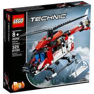 LEGO Technic: Helicóptero de Salvamento