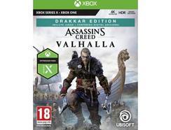 Jogo Xbox One Assassin's Creed Valhalla (Drakkar Edition – M18)