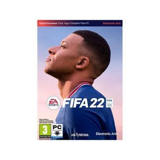 Jogo PC FIFA 22