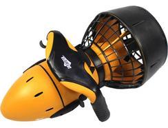 Scooter para mar SKATEFLASH Skatesea Amarelo