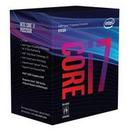 Intel Core i7-8700K 3.7GHz 12MB Smart Cache