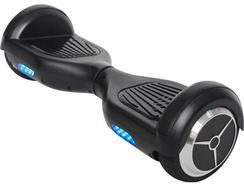 "Hoverboard SKATEFLASH 6,5"" Preto + Bolsa"