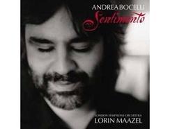 CD Andrea Bocelli – Sentimento