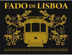 CD Fado De Lisboa – Vários