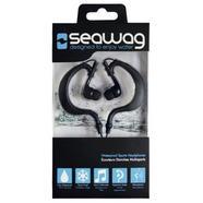 Auriculares Seawag Waterproof com microfone – Preto