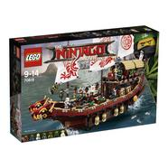 The LEGO Ninjago Movie 70618 Navio Pirata do Destino