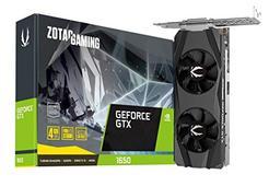 Placa Gráfica ZOTAC GeForce GTX 1650 (NVIDIA – 4 GB DDR5)