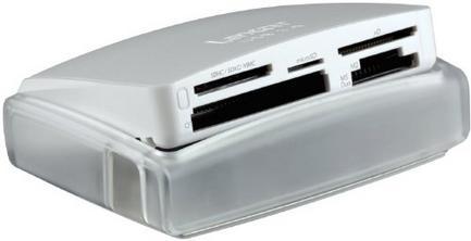 Leitor de Cartões Lexar 25 em 1 – USB 3.0