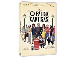 DVD O Pátio das Cantigas
