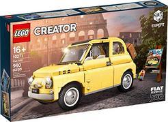Lego Creator Fiat 500 Classic
