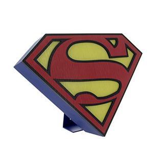 Luz Logo DC COMICS Superman