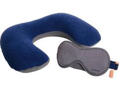 Kit Almofada e Máscara para os olhos SAMSONITE Travel Acessories em Azul