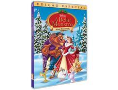 DVD A Bela e o Monstro: Natal Encantado