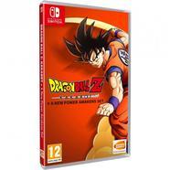 Jogo Nintendo Switch Dragon Ball Z Kakarot + A New Power Awakens Set