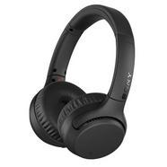 Auscultadores Bluetooth SONY WHXB700B (On Ear – Microfone – Atende Chamadas – Preto)
