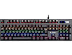 Teclado Gaming NPLAY Conquer 2.0 (Mecânico – Português – Preto)