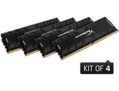 RAM HyperX Predator DDR4 64GB (4x16GB) 3000 CL15