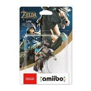 Amiibo The Legend of Zelda: Breath of the Wild – Figura Link Rider