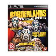 Borderlands Triple Pack – PS3