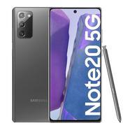 "Smartphone SAMSUNG Galaxy Note 20 5G 6.7"" 12GB 256GB Cinzento Místico"