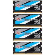 G.SKILL Ripjaws 32GB (4x8GB) DDR4-2666MHz CL19 SO-DIMM