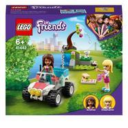 LEGO Friends: Buggy de Resgate da Clínica Veterinária