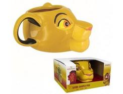 Caneca 3D Disney THE LION KING Simba