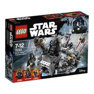 LEGO Star Wars 75183 A Transformação de Darth Vader