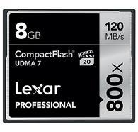 Lexar CompactFlash Professional 8GB 800x