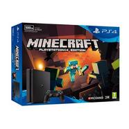 Consola Sony PS4 500GB D Black + Minecraft