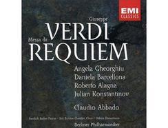 CD Gheorghiu/Alagna – Verdi: Requiem