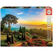 Puzzle Jardim Maravilhoso 1000 peças Educa