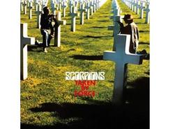 CD+LP Scorpions: Taken by Force