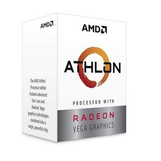 AMD Athlon 3000G 2-Core 4-Thread