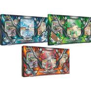 Pokémon Premium Collection Box: Decidueye GX Incineroar GX Primarina GX