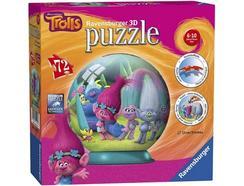 Puzzle 3D RAVENSBURGER Trolls
