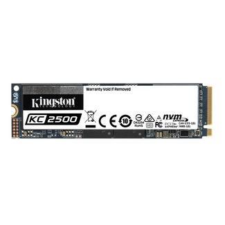 Kingston KC2500 M.2 2280 TLC 250GB NVMe SSD