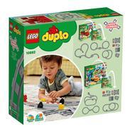 LEGO Duplo: Conjunto Duplo Cidade e Comboio