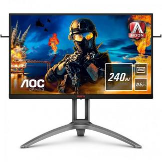 "Monitor Gaming AOC AG273QZ (27"" – 0.5 ms – 240 Hz – FreeSync)"