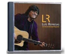 CD Luís Represas – Ao Vivo no Campo Pequeno (2CDs)